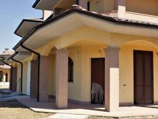 Foto - Villa bifamiliare via Sandro Pertini, Pinarolo Po
