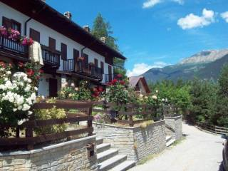 Foto - Appartamento in villa via Fraiteve 26, Oulx