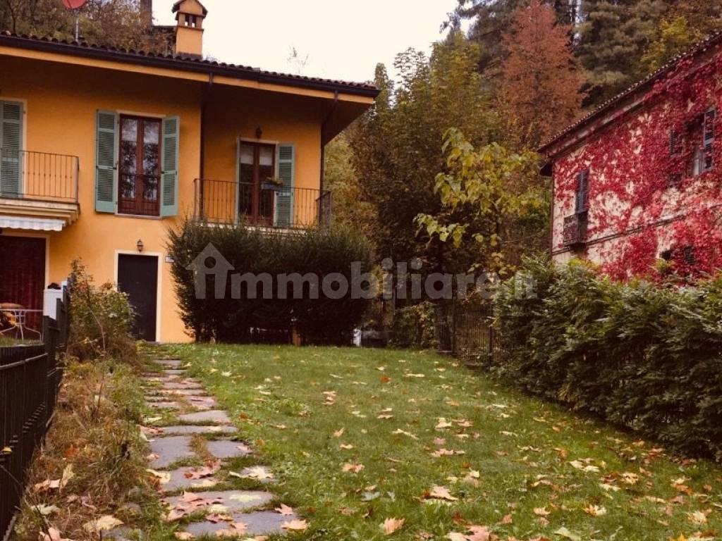 foto  Terraced house via Valdieri, Borgo San Dalmazzo