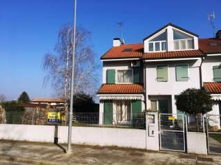 Foto - Villa a schiera via Volontari della Libertà..., Terzo d'Aquileia