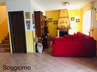 Foto - Villa a schiera via dei Conti 17, Biandrate