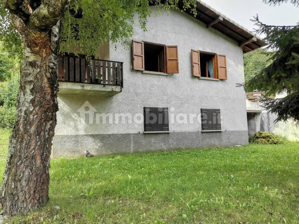 Vendita Villa unifamiliare in via Rosa del Sasso SNC ...