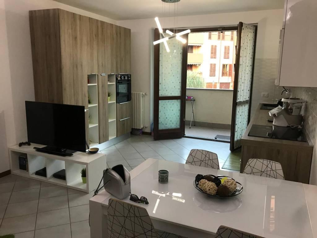 foto  2-room flat viale Sarmazzano 2, Vizzolo Predabissi