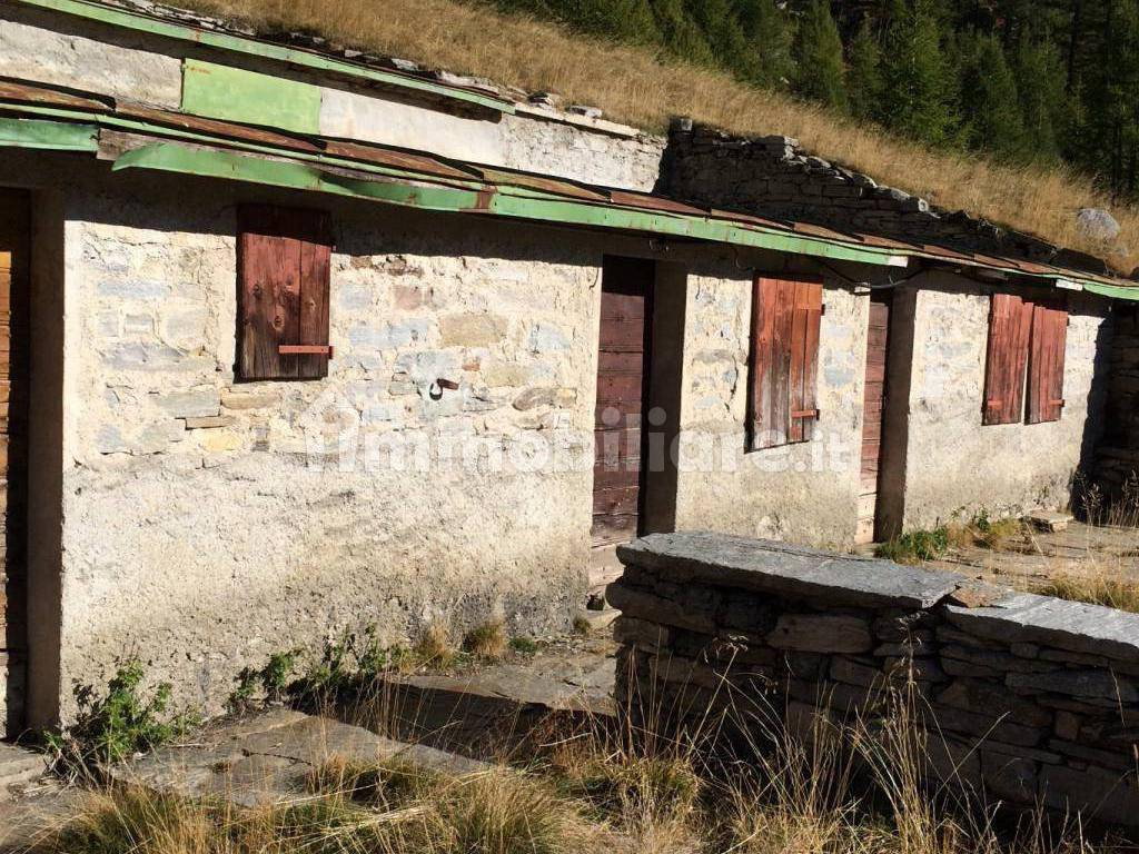 foto  Baita Località Alpe Veglia, Varzo