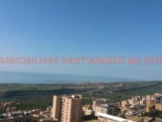 Foto - Appartamento via San Vito 87, Via Imera, V. della Vittoria, Via Dante A., Agrigento
