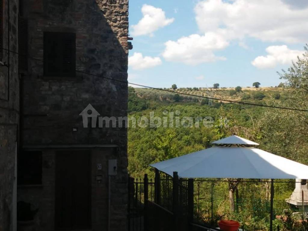 foto  Terratetto unifamiliare Località Rotecastello centro 37, San Venanzo