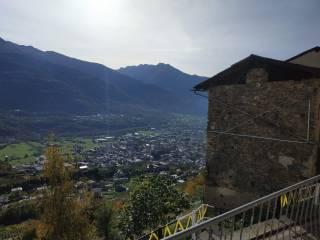Foto - Casa unifamiliar via Dosso 10, Montagna in Valtellina