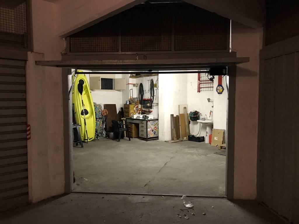 foto  Car box or garage via Sant'Alberto 94, Genova
