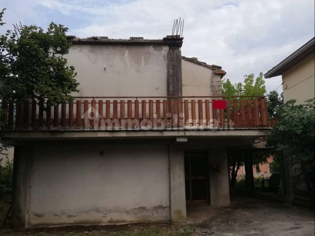 foto  Single family villa via Fiura 70, Alatri