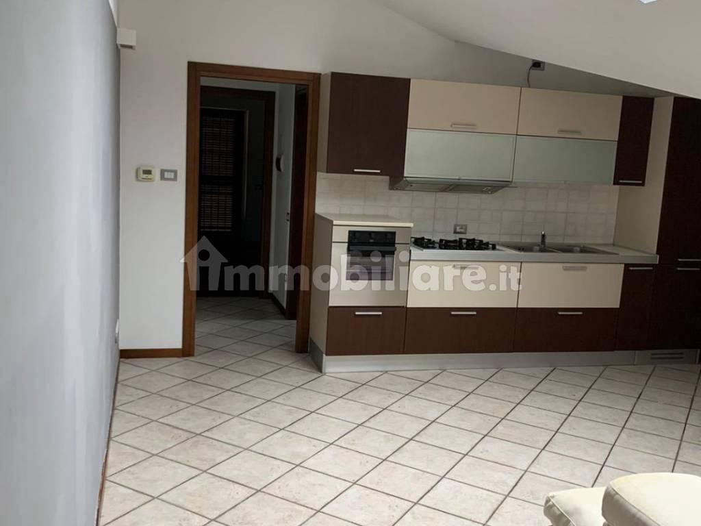 foto  2-room flat via Cristoforo Colombo 23, Pozzo d'Adda