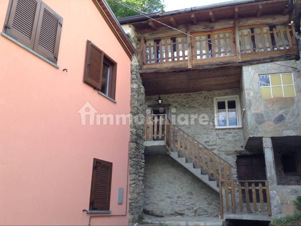 foto  Baita via Pesci, Ardenno