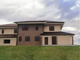 Foto - Villa a schiera 4 locali, nuova, Albanella