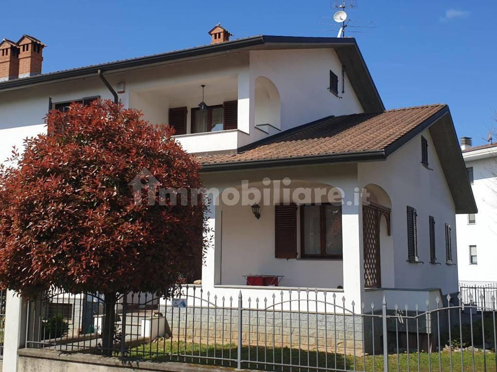 foto  Two-family villa via Pietro Nenni 4, Novi Ligure