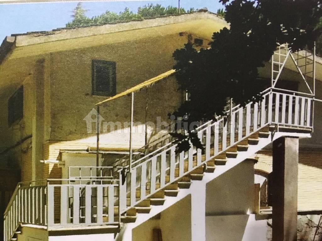 foto  4-room flat Località Monte Lino, Civitella San Paolo