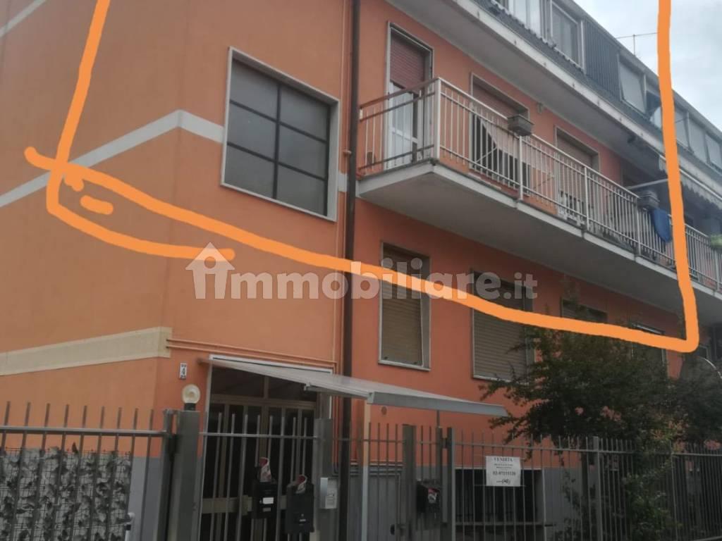 foto  3-room flat via Ferdinando Magellano, Cornaredo