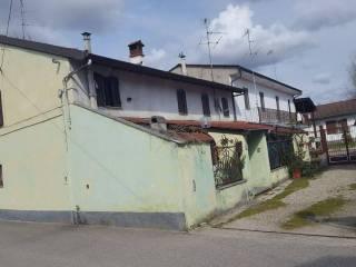 Foto - Quadrilocale via Giuseppe Garibaldi 16, Cergnago