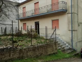 Foto - Villa a schiera via Cristoforo Colombo, Centro, Colle Sannita