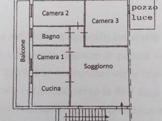 Photo - 4-room flat via Sicilia 78, Oristano