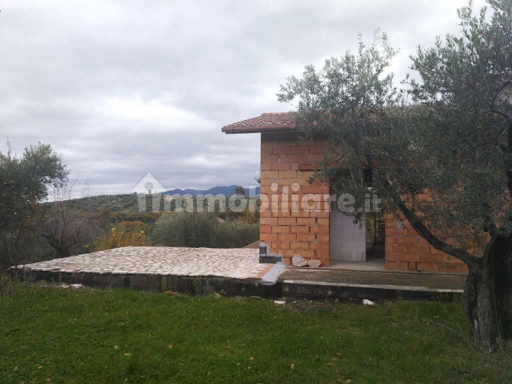 foto  Villa unifamiliare via Grotti, Poggio Nativo