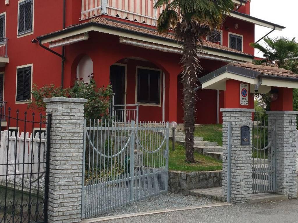 foto  Two-family villa via Monterosa, Scalenghe