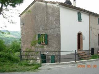 Foto - Terratetto unifamiliare via Margherita 170, Roccalbegna
