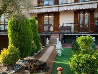 Foto - Villa a schiera via Monsignor Guido..., Suisio