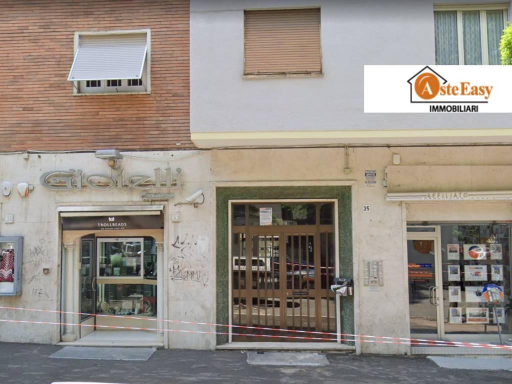 Asta per appartamento, viale Furio Camillo 35 Roma