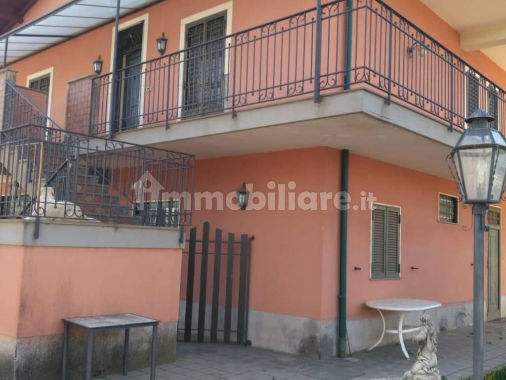 foto  Single family villa via Gioacchino Rossini, Pedara