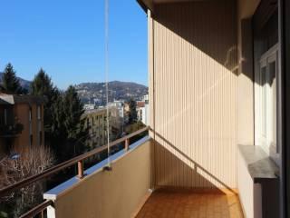Фотография - Четырехкомнатная квартира via Francesco Crispi 49, Valduce - Crispi, Como