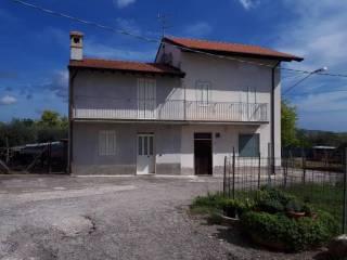 Foto - Terratetto unifamiliare via Fonte Paduli, Fontepaduli, Sant'Eusanio del Sangro