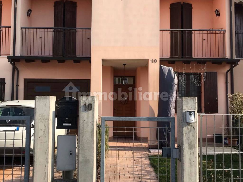 foto  Terraced house via Storate 10, Marmirolo