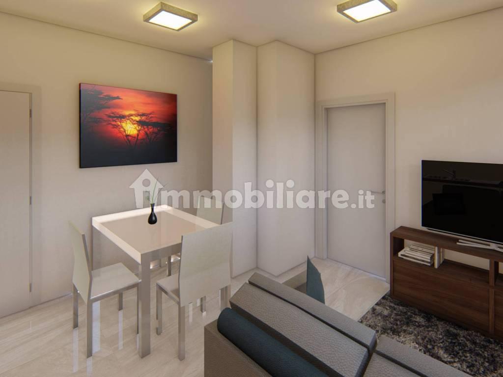 Vendita Appartamento Milano. Trilocale in via Livigno 4-3 ...