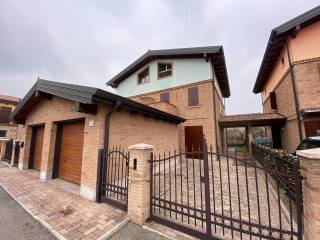 Photo - Single-family townhouse via per Poviglio, Boretto