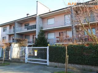 Foto - Villa a schiera via Guglielmo Marconi 2, Garbagna Novarese