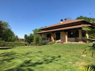 Foto - Villa unifamiliare via per Gattinara 4, Castelletto Cervo