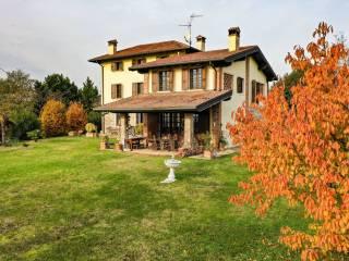 Foto - Casa colonica via Guglielmo Marconi 57, Centro, Padenghe sul Garda
