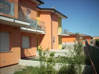 Foto - Villa a schiera via Dottore Maddalena 7B, Taglio di Po