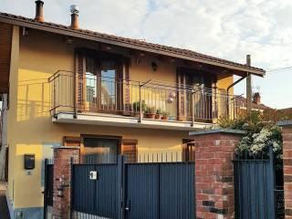 Photo - Single-family townhouse via della Pace, Buttigliera Alta