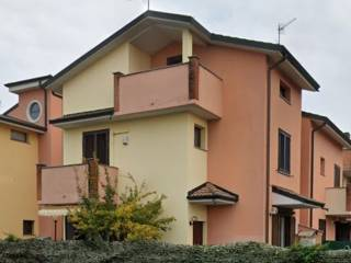 Foto - Villa a schiera via Ingegner Giuseppe De..., Lurano