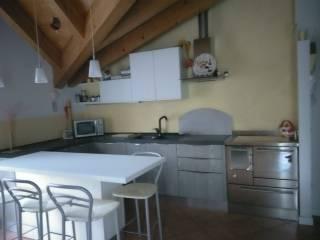 Foto - Mansarda via Ciocca 2, Roncegno Terme