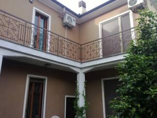 Foto - Terratetto unifamiliare via Roma 28, Sant'Angelo Lomellina