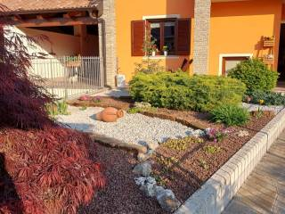 Foto - Villa a schiera via Fontana Marta 16, Bernezzo