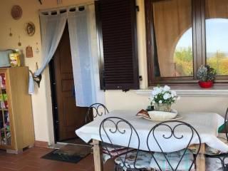 Foto - Villa a schiera via A  Novella, Castiglione del Lago