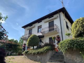 Foto - Villa bifamiliare via Monsignor Giovanni Tam, Uggiate Trevano, Uggiate-Trevano
