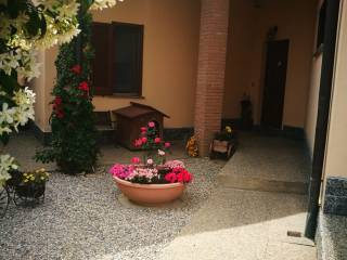 Foto - Villa bifamiliare via Gabriele D'Annunzio, Vistarino