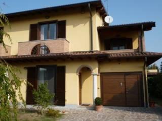 Foto - Villa bifamiliare via Colonne, Travacò Siccomario