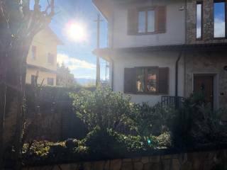 Foto - Appartamento in villa via Fustina 66, Ponteranica