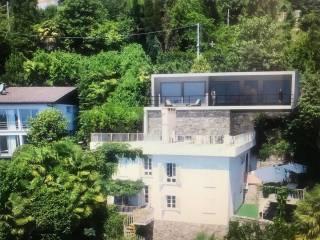 Foto - Villa bifamiliare Contrada Piaggio Uno, 5, Cannero Riviera