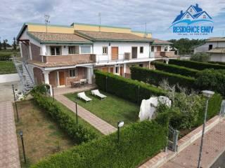Foto - Villa a schiera via Santa Maria, Cariati