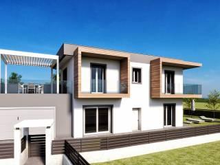 Villa esterna fronte